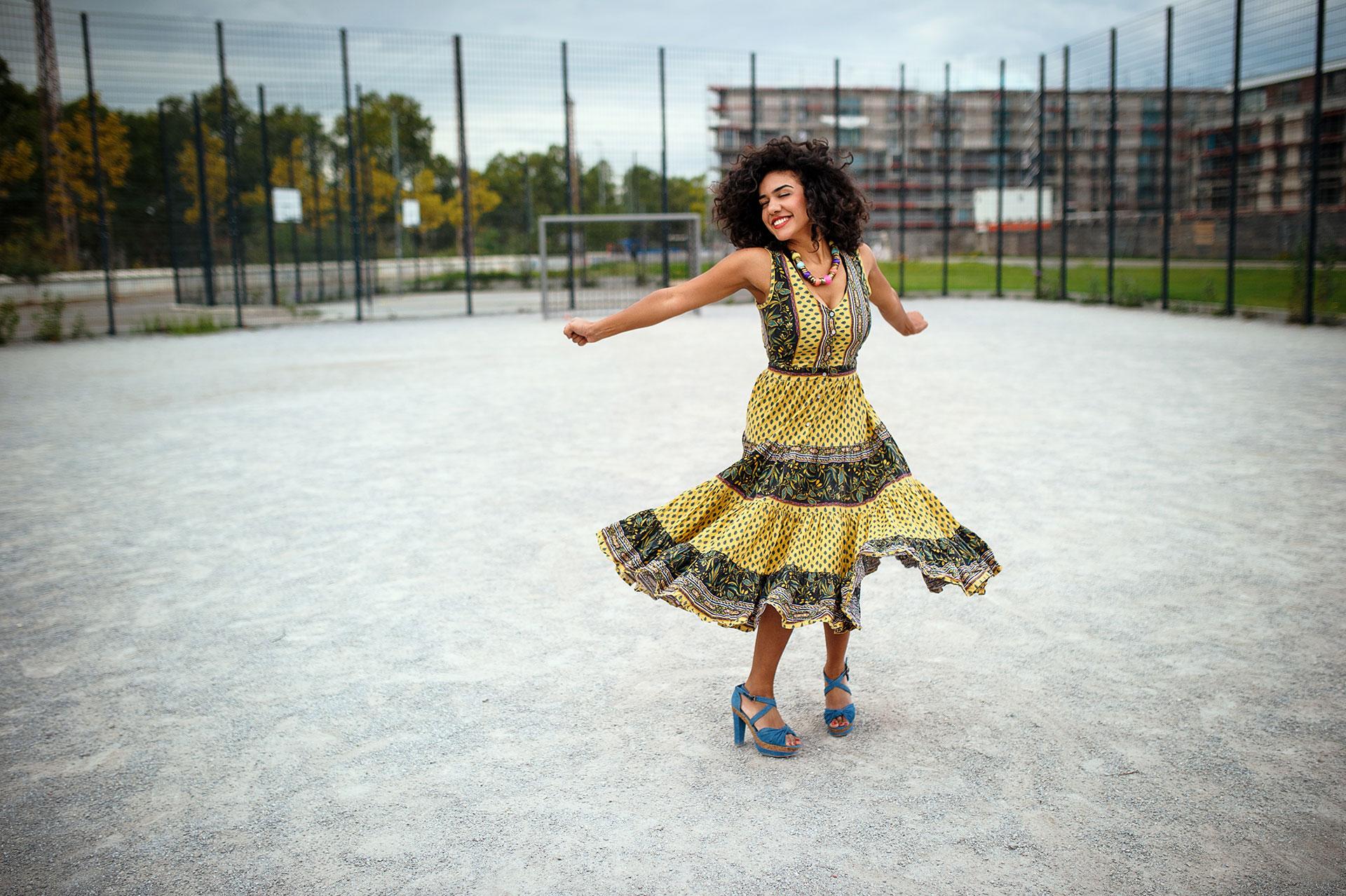 Surena tanzt